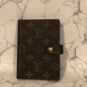 Louis Vuitton Small PM Agenda/Wallet